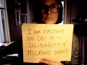 kj migrant strike