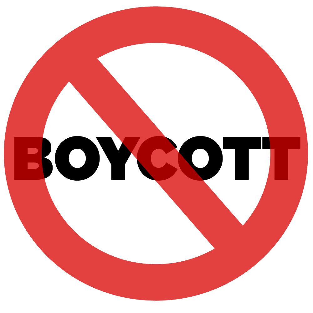 Get Your Clare Rose Boycott Sign - Teamsters
